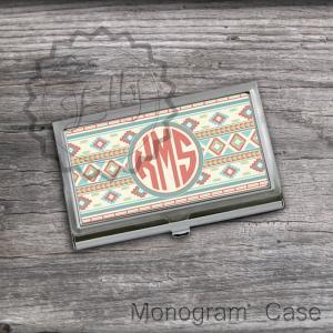 Idaho inspired Business Card Holder..