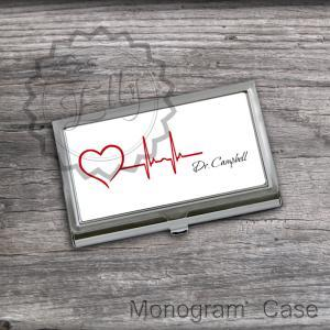 Design Heartbeat Card Holder - Cust..